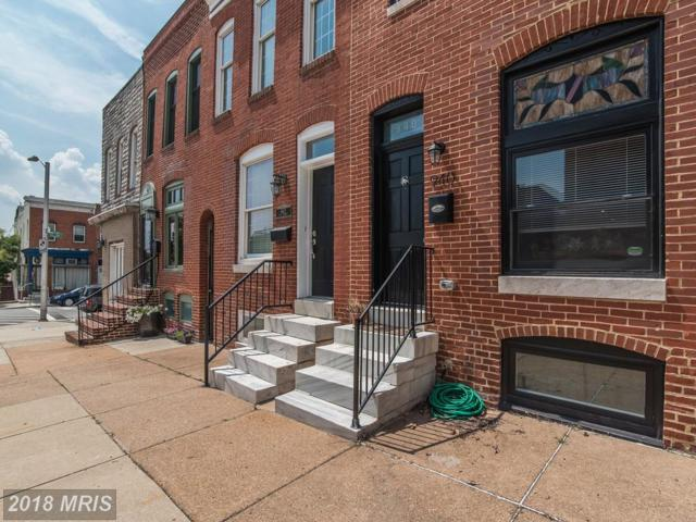 940 East Avenue S, Baltimore, MD 21224 (#BA10324099) :: SURE Sales Group