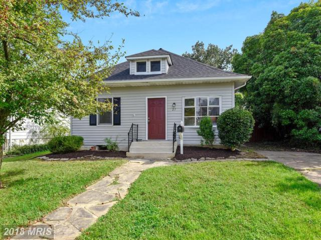 27 Greenwood Avenue, Baltimore, MD 21206 (#BA10324188) :: The Maryland Group of Long & Foster