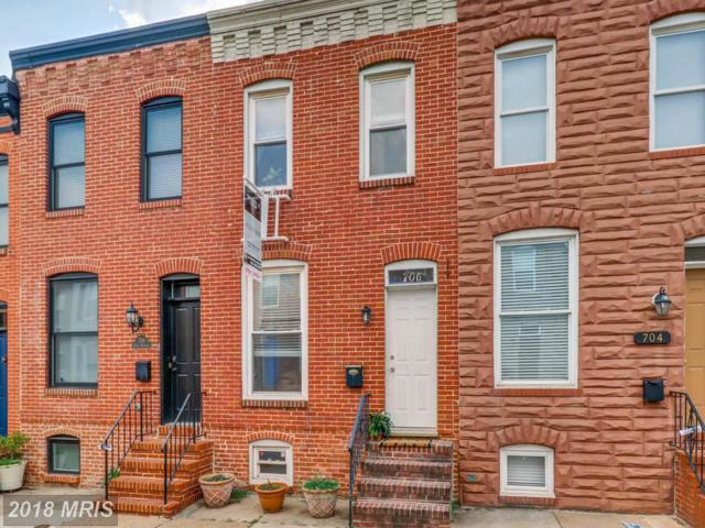 706 Robinson Street S, Baltimore, MD 21224 (#BA10324224) :: SURE Sales Group