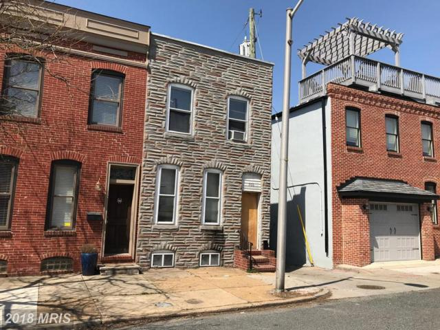 700 East Avenue, Baltimore, MD 21224 (#BA10325037) :: The Sky Group