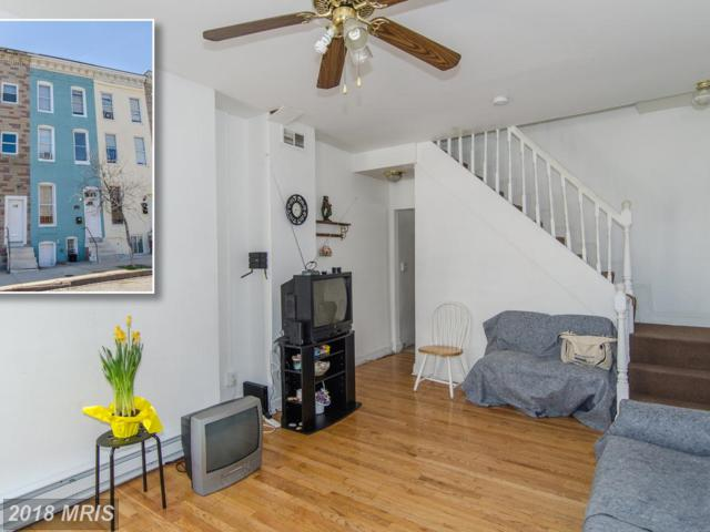 120--122 Mount Street N, Baltimore, MD 21223 (#BA10325650) :: The Bob & Ronna Group