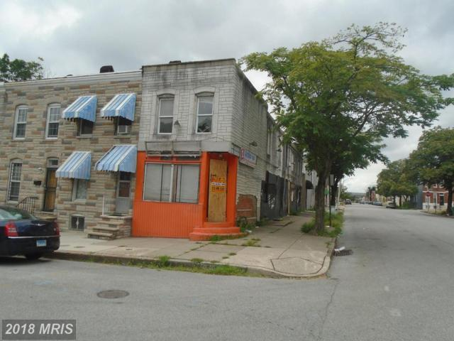 1740 Mckean Avenue, Baltimore, MD 21217 (#BA10326462) :: LoCoMusings