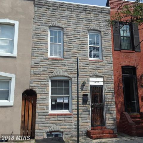 3230 Elliott Street, Baltimore, MD 21224 (#BA10326813) :: SURE Sales Group