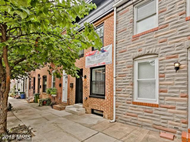 610 Milton Avenue S, Baltimore, MD 21224 (#BA10326940) :: The Riffle Group of Keller Williams Select Realtors