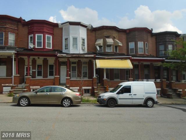 1631 Appleton Street, Baltimore, MD 21217 (#BA10327708) :: Colgan Real Estate