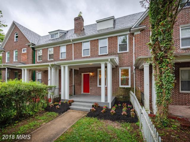 4005 Woodhaven Avenue, Baltimore, MD 21216 (#BA10328355) :: Eric Stewart Group