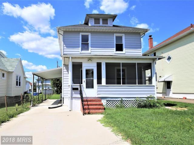 6706 Bessemer Avenue, Baltimore, MD 21222 (#BA10328840) :: Labrador Real Estate Team