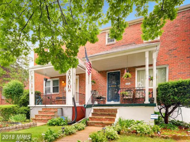 6921 Fieldcrest Road, Baltimore, MD 21215 (#BA10331200) :: Keller Williams Pat Hiban Real Estate Group