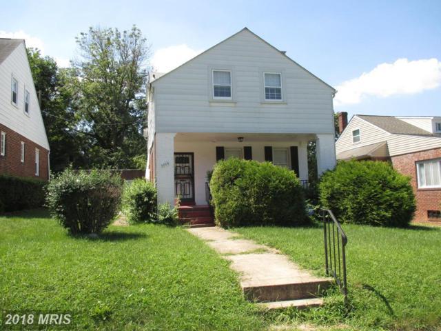 5806 Key Avenue, Baltimore, MD 21215 (#BA10332465) :: Labrador Real Estate Team