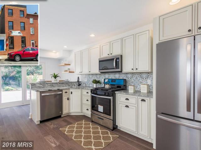 209 Washington Street S, Baltimore, MD 21231 (#BA10335003) :: The Maryland Group of Long & Foster