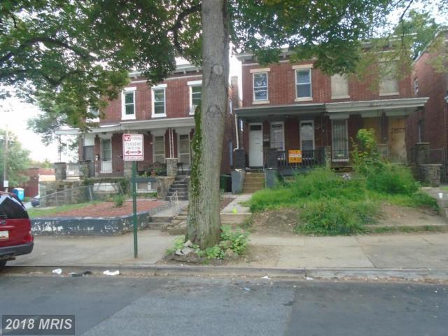 2925 Belmont Avenue, Baltimore, MD 21216 (#BA10335121) :: Keller Williams Pat Hiban Real Estate Group