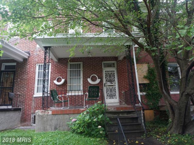 1503 Appleton Street, Baltimore, MD 21217 (#BA10337881) :: Colgan Real Estate