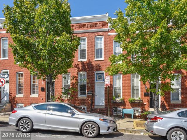 138 Collington Avenue N, Baltimore, MD 21231 (#BA10340506) :: Eric Stewart Group