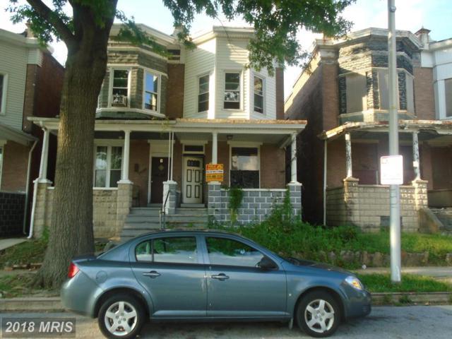 3016 Baker Street, Baltimore, MD 21216 (#BA10342814) :: Keller Williams Pat Hiban Real Estate Group