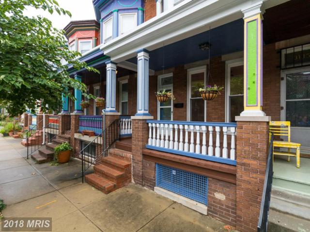3137 Abell Avenue, Baltimore, MD 21218 (#BA10344038) :: The MD Home Team