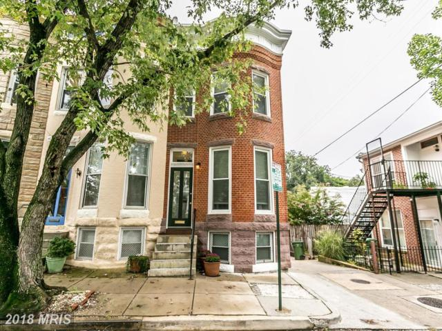 3301 Beech Avenue, Baltimore, MD 21211 (#BA10344172) :: The Maryland Group of Long & Foster