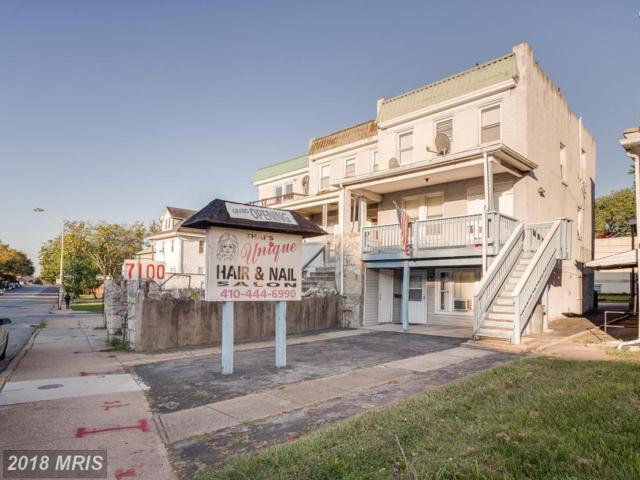 7104 Harford Road, Baltimore, MD 21234 (#BA10344459) :: Stevenson Residential Group of Keller Williams Excellence