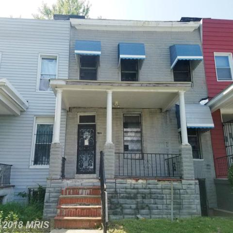 1622 Pulaski Street N, Baltimore, MD 21217 (#BA10345759) :: Colgan Real Estate