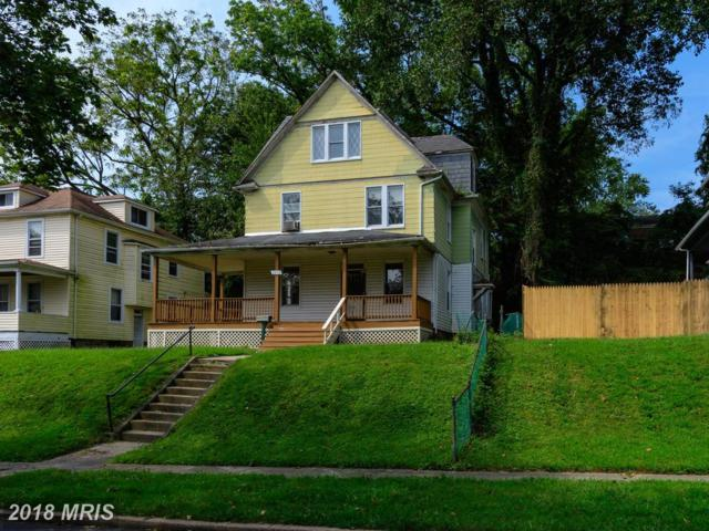 2312 Chelsea Terrace, Baltimore, MD 21216 (#BA10346668) :: The Maryland Group of Long & Foster