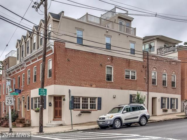 601 Clement Street, Baltimore, MD 21230 (#BA10346859) :: ExecuHome Realty