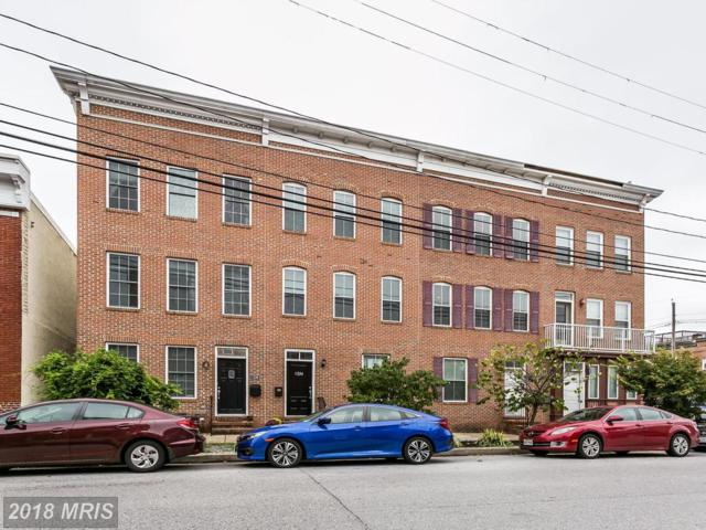 1204 Hull Street, Baltimore, MD 21230 (#BA10347133) :: The Sebeck Team of RE/MAX Preferred