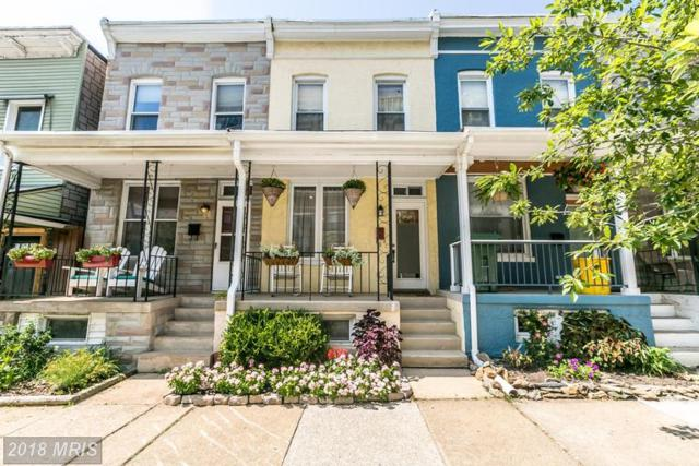 3808 Elm Avenue, Baltimore, MD 21211 (#BA10347455) :: Eric Stewart Group