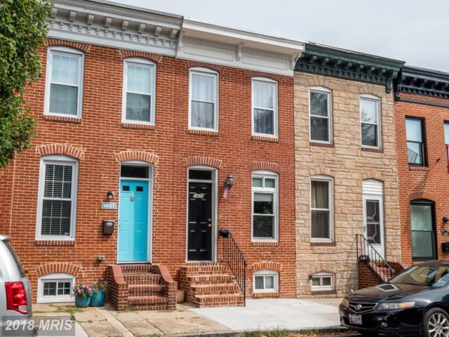1439 Battery Avenue, Baltimore, MD 21230 (#BA10348597) :: ExecuHome Realty