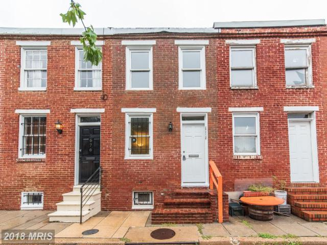 674 Melvin Drive, Baltimore, MD 21230 (#BA10348687) :: The Sebeck Team of RE/MAX Preferred