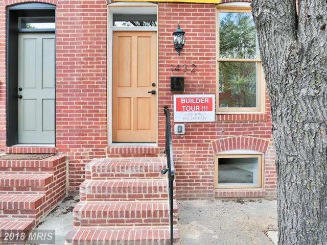 1432 Battery Avenue, Baltimore, MD 21230 (#BA10349289) :: ExecuHome Realty
