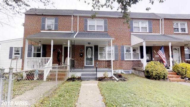 4202 Edgehill Avenue, Baltimore, MD 21211 (#BA10350157) :: Keller Williams Pat Hiban Real Estate Group