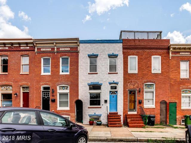 733 Montford Avenue S, Baltimore, MD 21224 (#BA10351078) :: The France Group