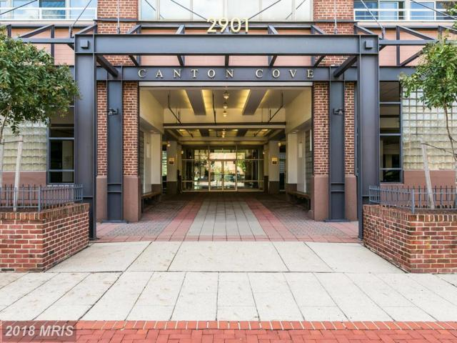 2901 Boston Street #402, Baltimore, MD 21224 (#BA10351323) :: The France Group