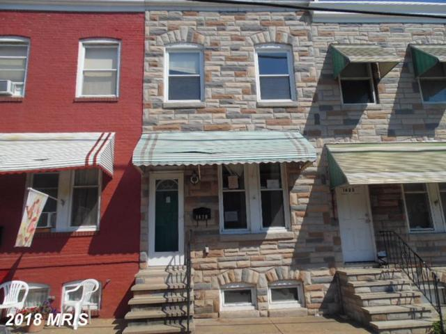 1620 Church Street, Baltimore City, MD 21226 (#BA10351525) :: The Maryland Group of Long & Foster
