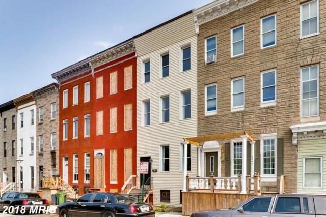2545 Ashton Street, Baltimore, MD 21223 (#BA10351780) :: RE/MAX Gateway