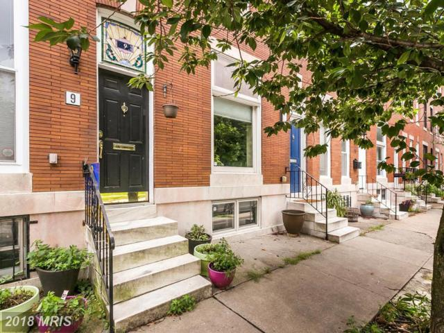 9 Linwood Avenue S, Baltimore, MD 21224 (#BA10352744) :: Advance Realty Bel Air, Inc