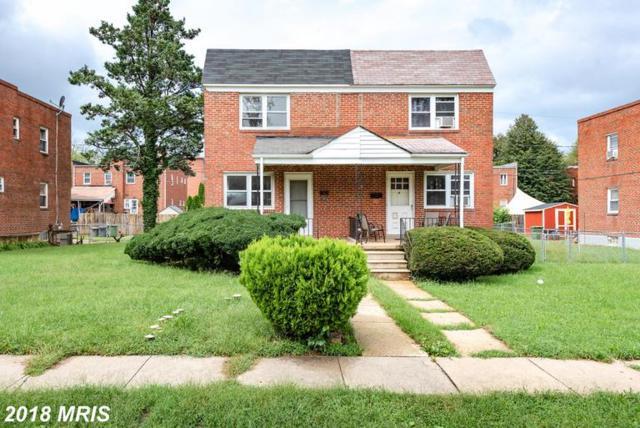 3710 Bartwood Road, Baltimore, MD 21215 (#BA10352776) :: RE/MAX Gateway