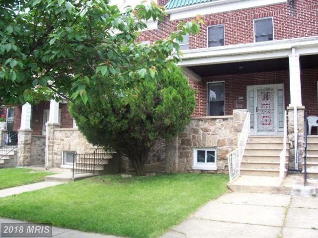 2402 Calverton Heights Avenue, Baltimore, MD 21216 (#BA10353927) :: Pearson Smith Realty