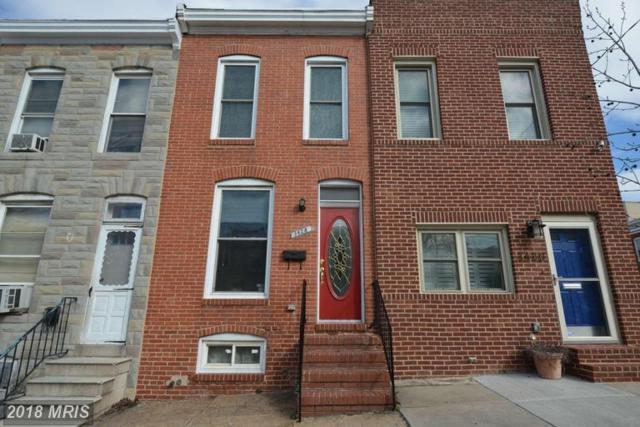 3428 Dillon Street, Baltimore, MD 21224 (#BA10354885) :: Gray Realty Group