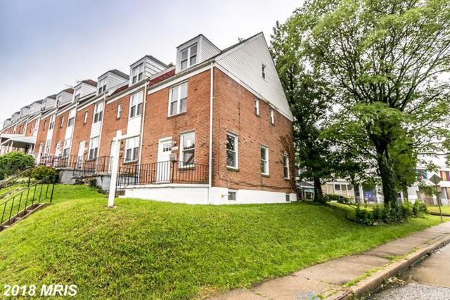 3301 Lake Avenue, Baltimore, MD 21213 (#BA10355503) :: Labrador Real Estate Team