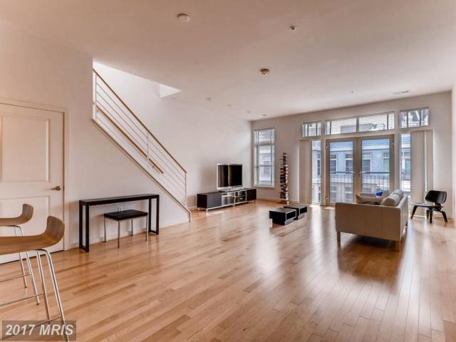 1209 Charles Street #416, Baltimore, MD 21201 (#BA9010713) :: The Dailey Group