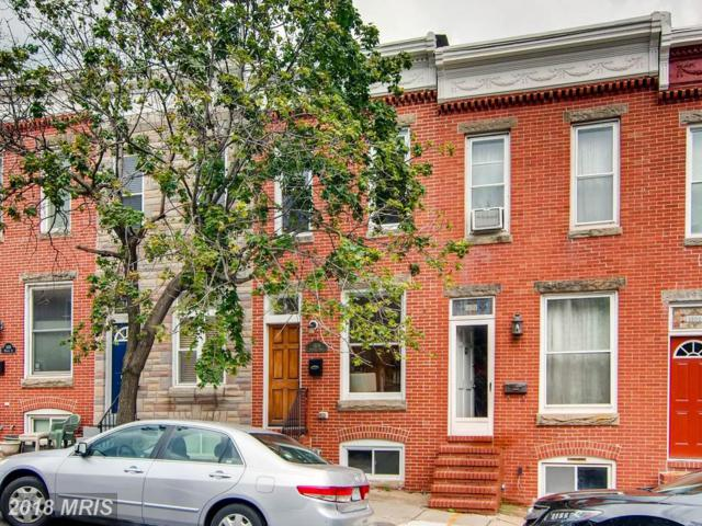 1406 Webster Street, Baltimore, MD 21230 (#BA9012813) :: The Dailey Group
