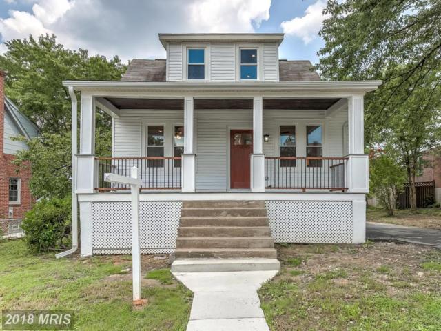 6105 Sefton Avenue, Baltimore, MD 21214 (#BA9014430) :: Keller Williams Pat Hiban Real Estate Group