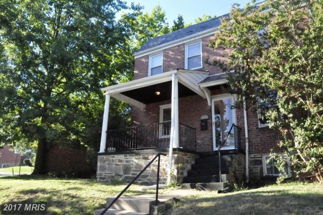 900 Chestnut Hill Avenue, Baltimore, MD 21218 (#BA9768489) :: LoCoMusings