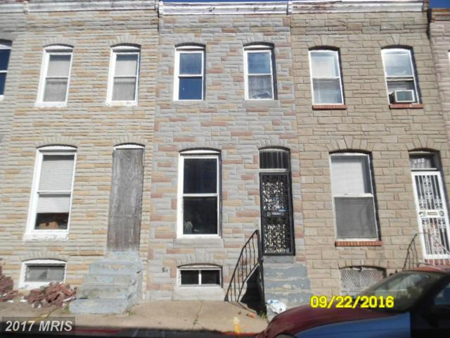 521 Brice Street N, Baltimore, MD 21223 (#BA9775067) :: LoCoMusings