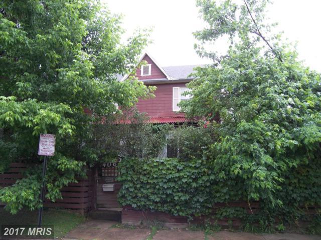 406 Markland Avenue, Baltimore, MD 21212 (#BA9837802) :: Pearson Smith Realty