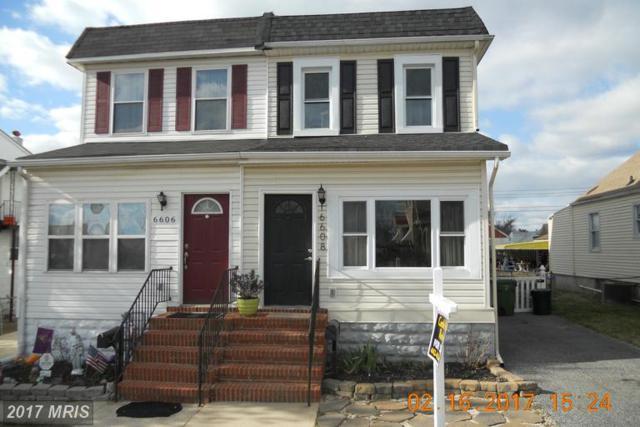 6608 Odonnell Street, Baltimore, MD 21224 (#BA9865887) :: LoCoMusings