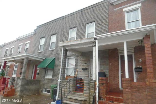 444 Bouldin Street, Baltimore, MD 21224 (#BA9865930) :: LoCoMusings