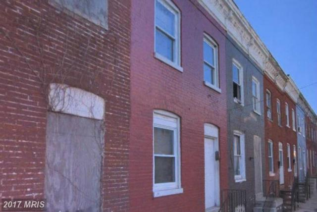 2408 Stockton Street, Baltimore, MD 21217 (#BA9868065) :: Pearson Smith Realty