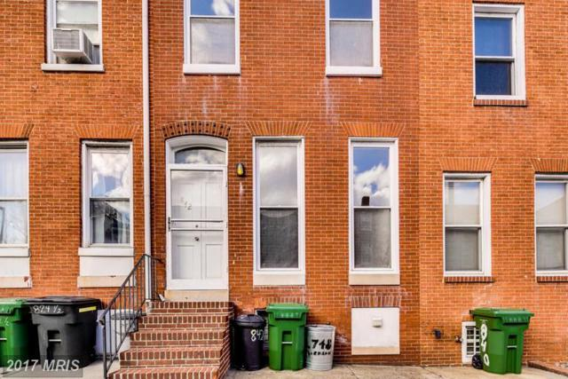 842 Lombard Street, Baltimore, MD 21201 (#BA9872163) :: LoCoMusings