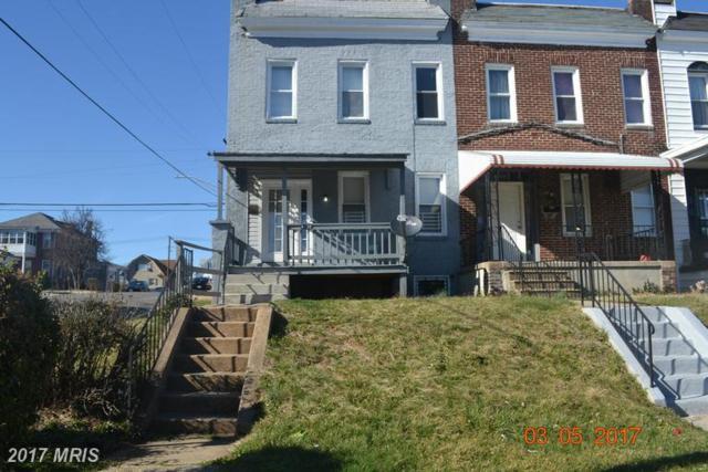 4138 Norfolk Avenue, Baltimore, MD 21216 (#BA9878772) :: LoCoMusings